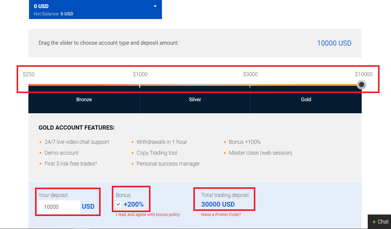 How to Withdraw and Make a Deposit Money in Binarycent